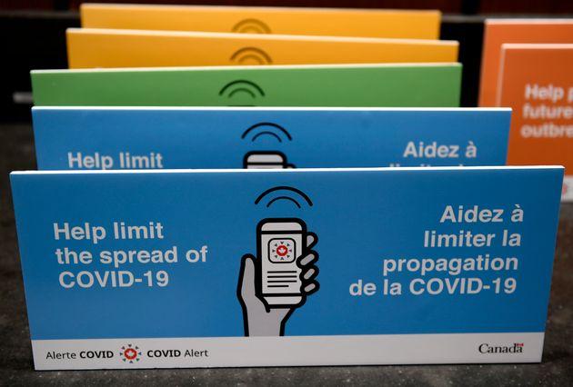 Alerte COVID: 3,4 millions de téléchargements et 856