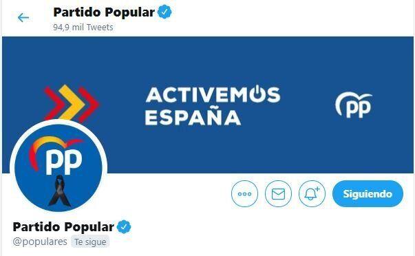 El perfil del PP en