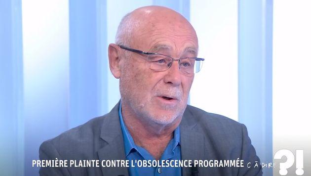 Philippe Frémeaux sur le plateau de