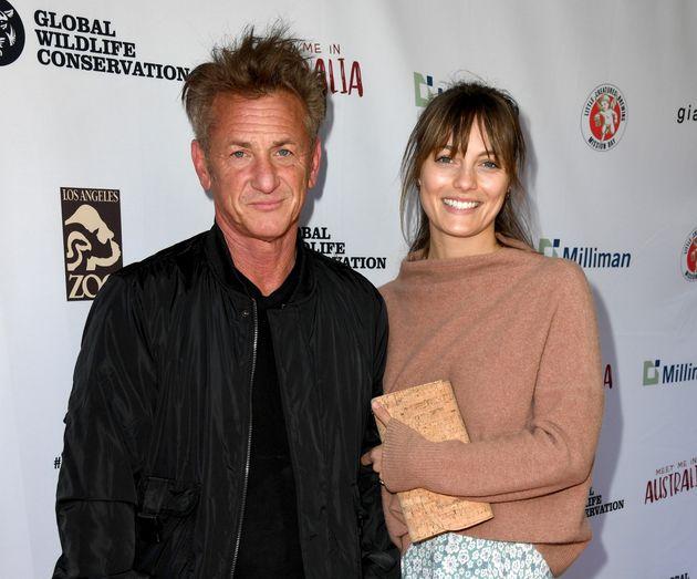 Sean Penn et Leila George, en couple depuis 4 ans, se seraient mariés en