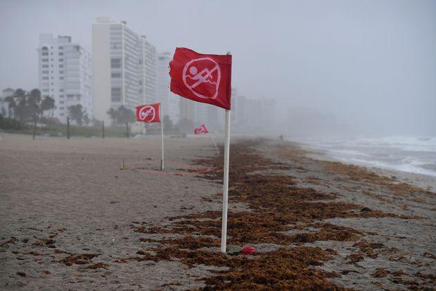La Floride a été épargnée par Isaias qui se dirige lundi vers les