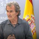 Fernando Simón explica qué tendría que ocurrir para volver al estado de