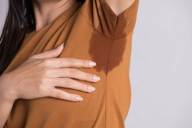 Antiperspirants can actually stop your body from sweating, while deodorants only mask the odor of your sweat.