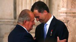 Las reacciones de los políticos de la decisión del rey Juan Carlos: