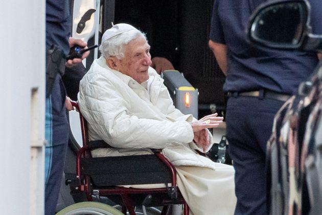 L'état de santé de l'ancien pape Benoît XVI a fait l'objet de nombreuses rumeurs...