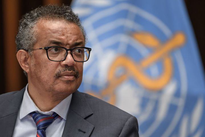 World Health Organization Director-General Tedros Adhanom Ghebreyesus said Monday at WHO headquarters in Geneva that there ma