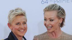 Portia de Rossi Breaks Silence About Ellen DeGeneres Workplace