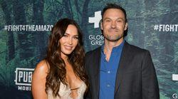Brian Austin Green Speaks Out On Ex Megan Fox Dating Machine Gun