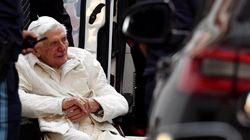 El papa emérito Benedicto XVI, gravemente