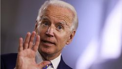 Biden Calls Trump's Attacks On Voting By Mail 'Bald-Faced