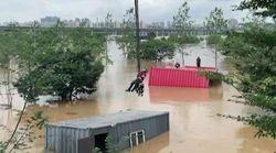 오늘(4일)도 중부지방에는 비가