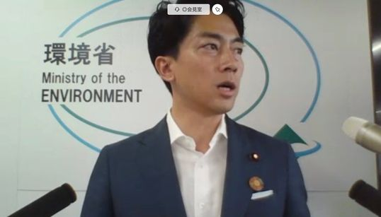 「小泉大臣だからできた、というのでは困る」コロナ禍の働き方改革、トップは環境省