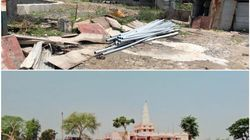 In Nagpur, Ram Mandir Demolished By BJP In 2018 Awaits