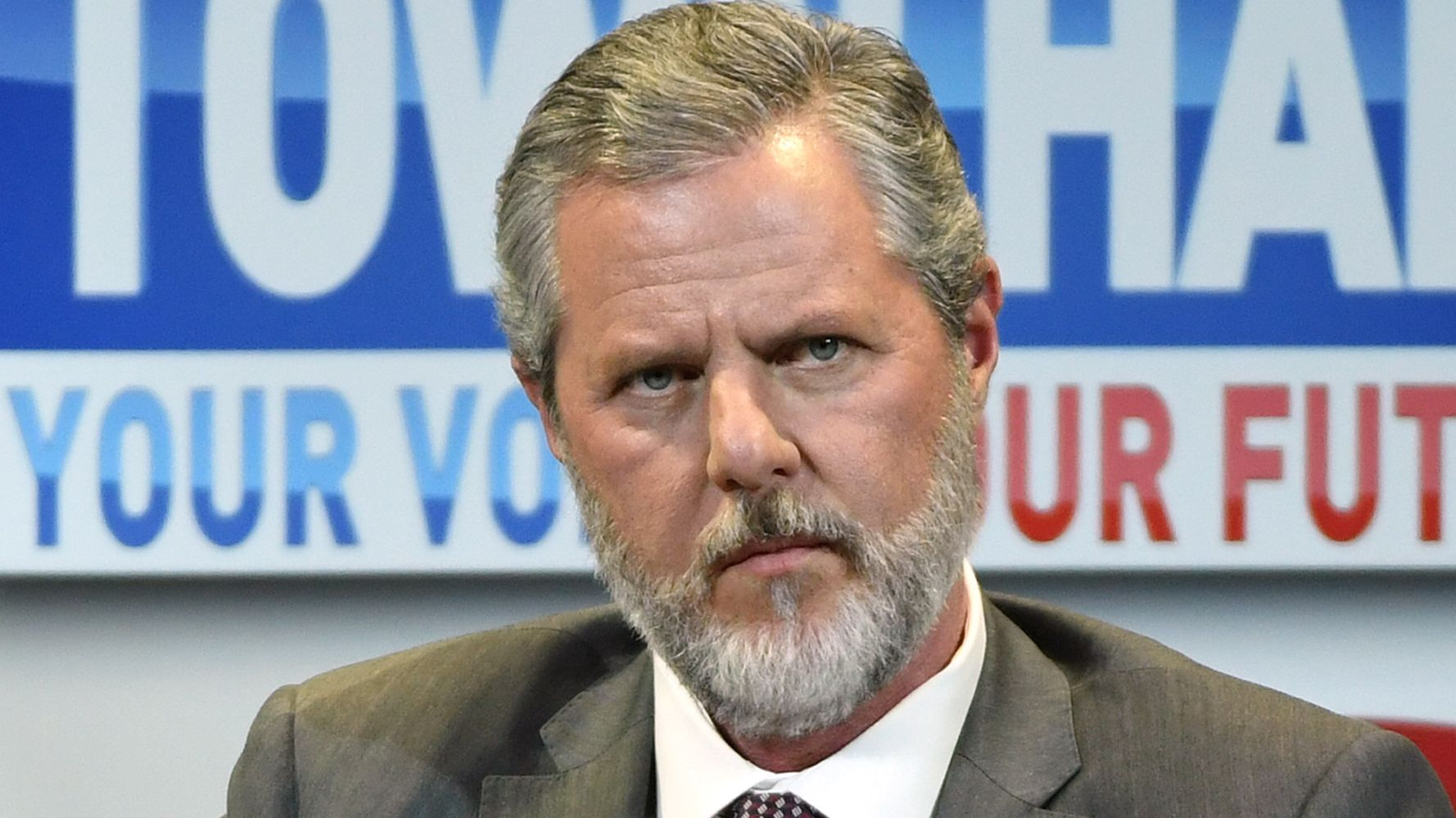 Jerry Falwell Jr. Shares, Then Deletes, Bizarre Pic With His Pants Unzipped