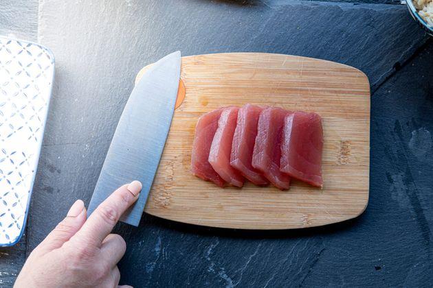 """動物性ではない「生マグロ」開発。焦点が当たったのは""""寿司職人"""""""