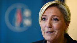 Au RN, Marine Le Pen accusée de se rétrécir sur son