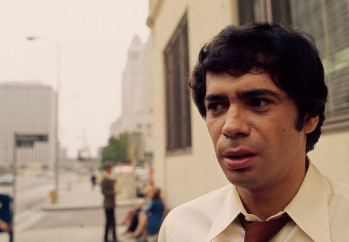 Reni Santoni était à l'affiche, en 1974, du film <em>Indict and Convict</em>.