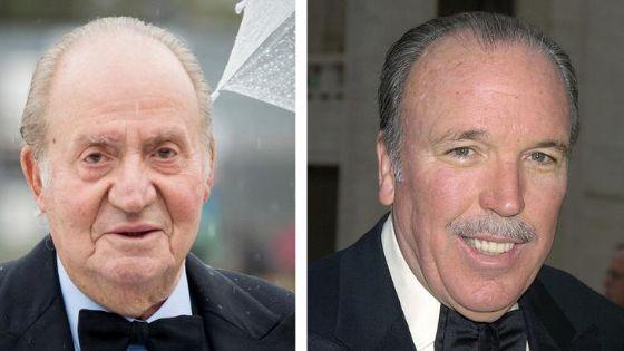Juan Carlos y Pepe Fanjul