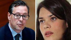 Isa Serra (Unidas Podemos) y Alfonso Serrano (PP), se enzarzan en Twitter:
