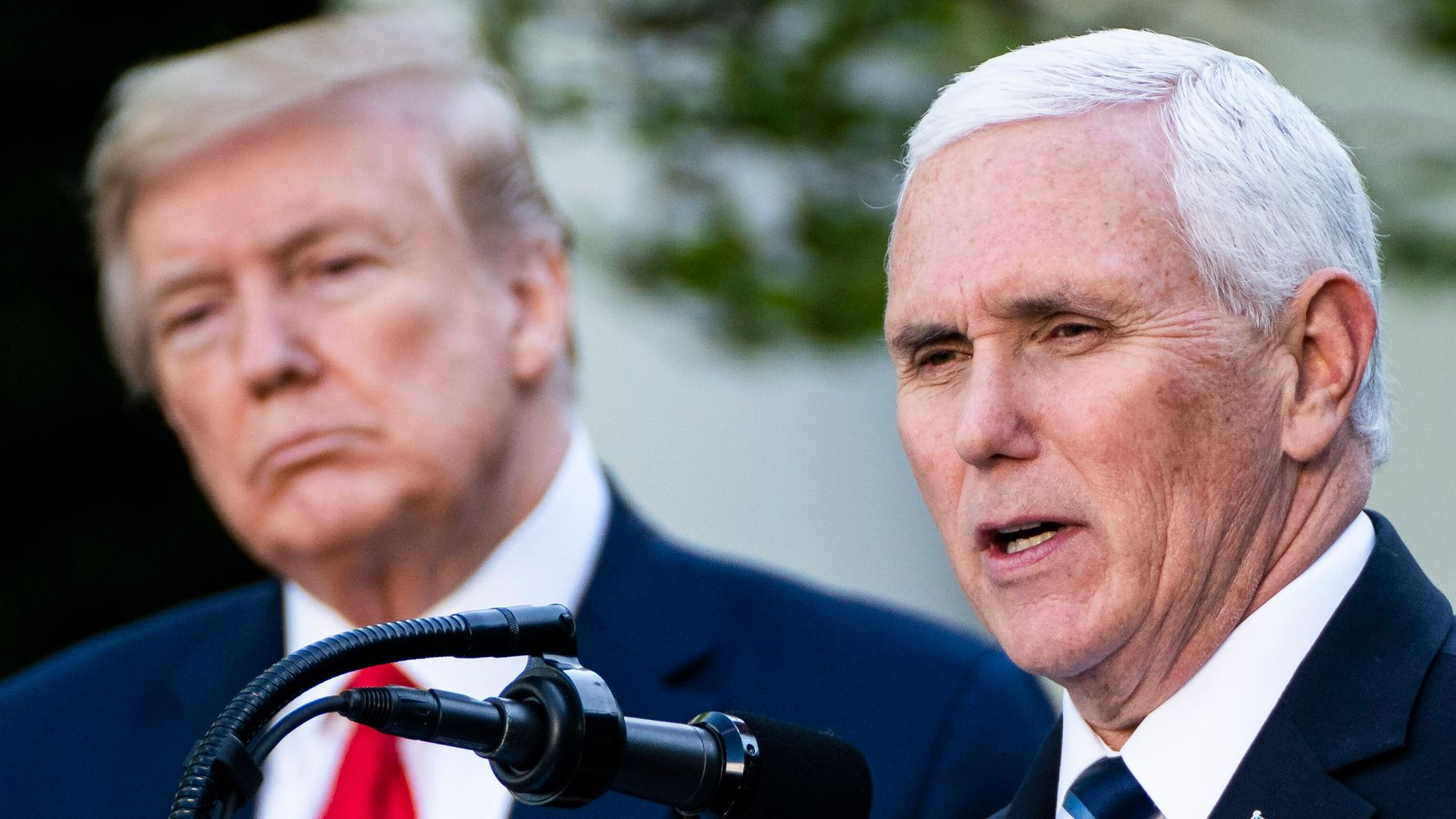 Mike Pence Gets Near-Instant Fact Check Over Mail-In Voting Hypocrisy