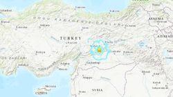 Σεισμός 5,7 Ρίχτερ στην