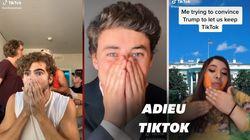 Trump menace de bannir Tiktok, ces utilisateurs lui