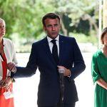 Macron annonce une prime Covid avant Noël pour les aides à
