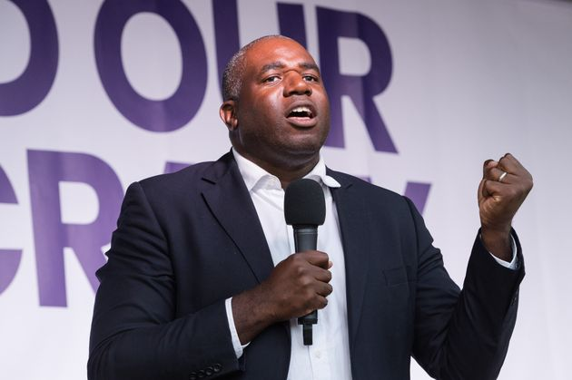 Met Police Investigating Racist Threat Made Against David Lammy