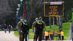 En Australie, des centaines d'habitants infectés enfreignent l'ordre de