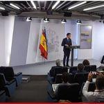 El comentario de Pedro Sánchez a los periodistas cuando pensaba que todavía no se le