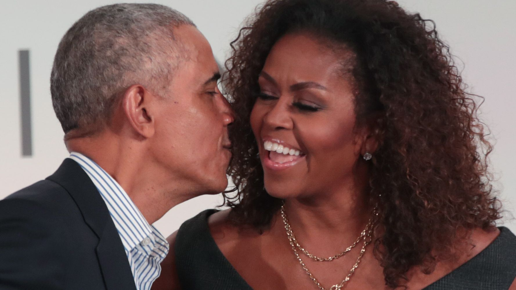 Michelle Obama Celebrates Barack Obama's Birthday With Sweet Throwback Family Snap