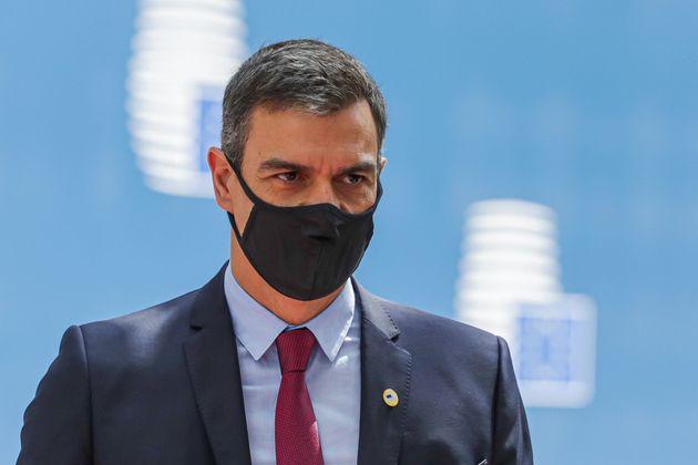 Pedro Sánchez, con