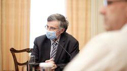 Τσιόδρας: Καμπάνα κινδύνου για την έξαρση του κορονοϊού - Στο «1» ο ρυθμός
