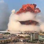 Ya son, al menos, 63 muertos y 3.000 heridos tras una fuerte explosión en el puerto libanés de