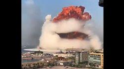 Ya son, al menos, 135 muertos y 5.000 heridos tras una fuerte explosión en el puerto libanés de