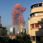 Λίβανος: Εκρηξη τρομακτικής ισχύος συγκλόνισε τη Βηρυτό - Νεκροί και