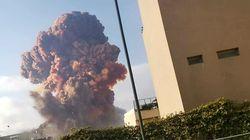 Explosão em Beirute: As imagens de destruição na capital do