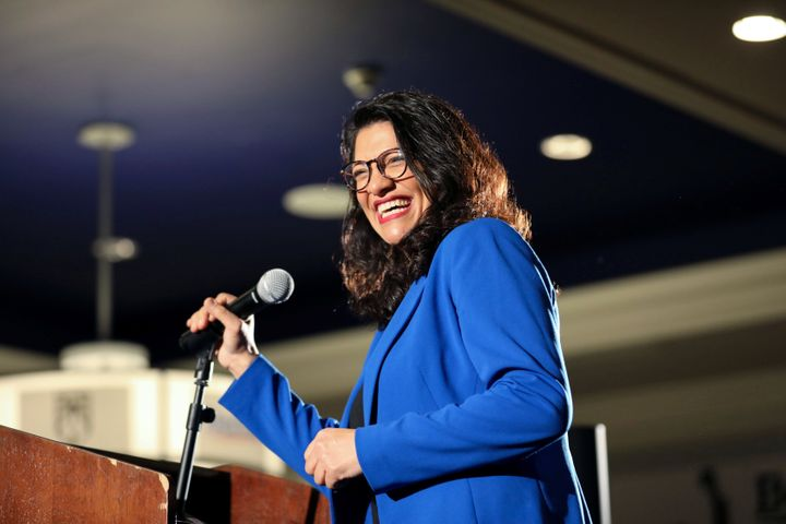 Rep. Rashida Tlaib (D-Mich.) held on to a majority-Black Michigan district despite some Democrats' skepticism of her outspoke
