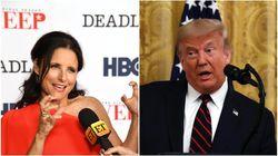 Julia Louis-Dreyfus Smacks Down 'Veep' Comparisons Of Trump's Axios