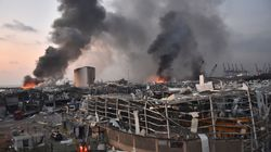 Beirut esplode in un Libano al