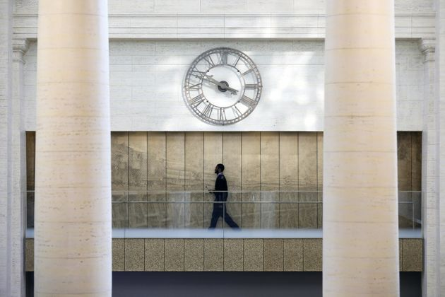 A view of the Senate of Canada Building during a tour in Ottawa on Dec. 13,