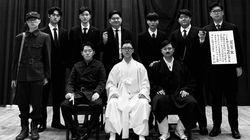 독립운동가로 분장해 졸업사진 찍은 고등학생들