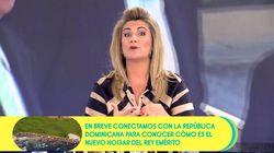 El enfado de Carlota Corredera con el rey Juan Carlos: se moja sobre quién es la