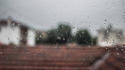 Κακοκαιρία «Θάλεια»: Ερχεται τετραήμερο με βροχές, καταιγίδες και