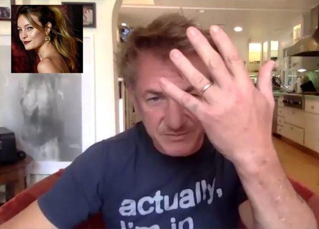 Sean Penn mostra la fede e conferma: