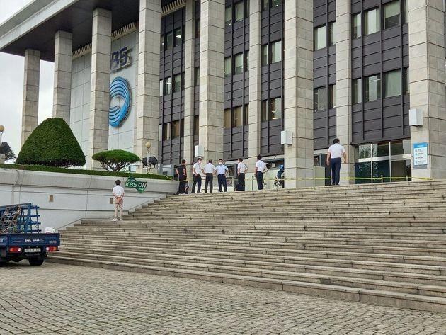 서울 영등포구 여의도 KBS본관 1층 라디오 오픈