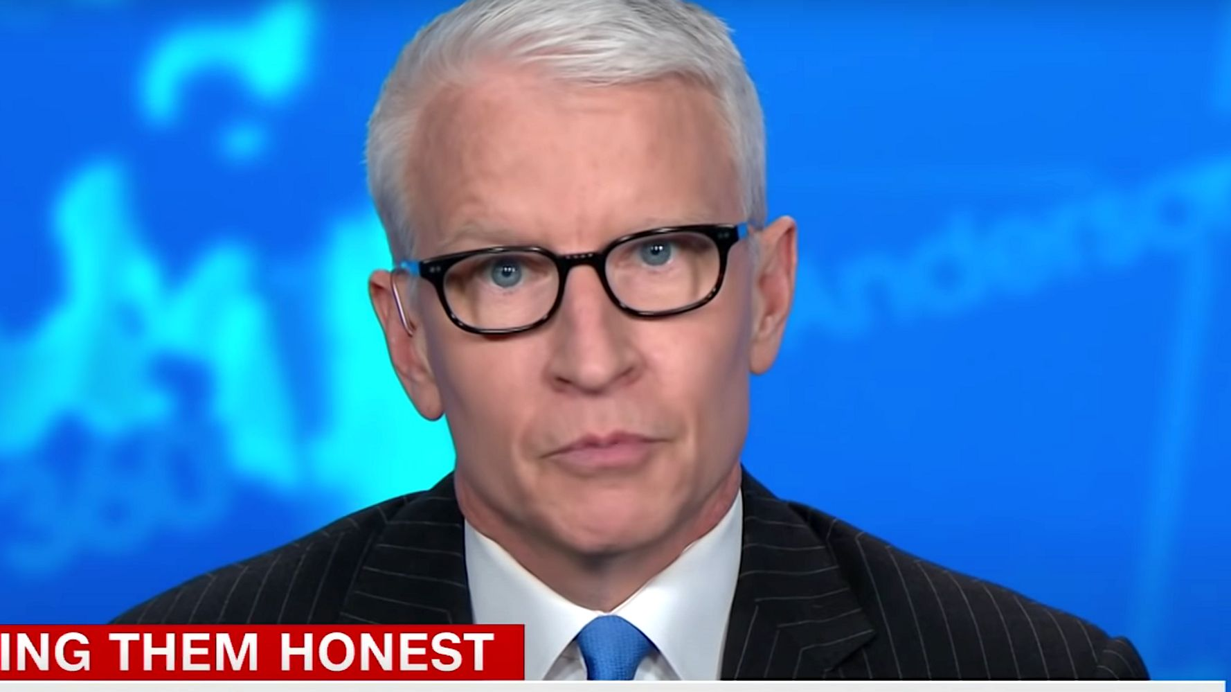 Anderson Cooper Delivers Lengthy Takedown Of Donald Trump's Latest 'Con'