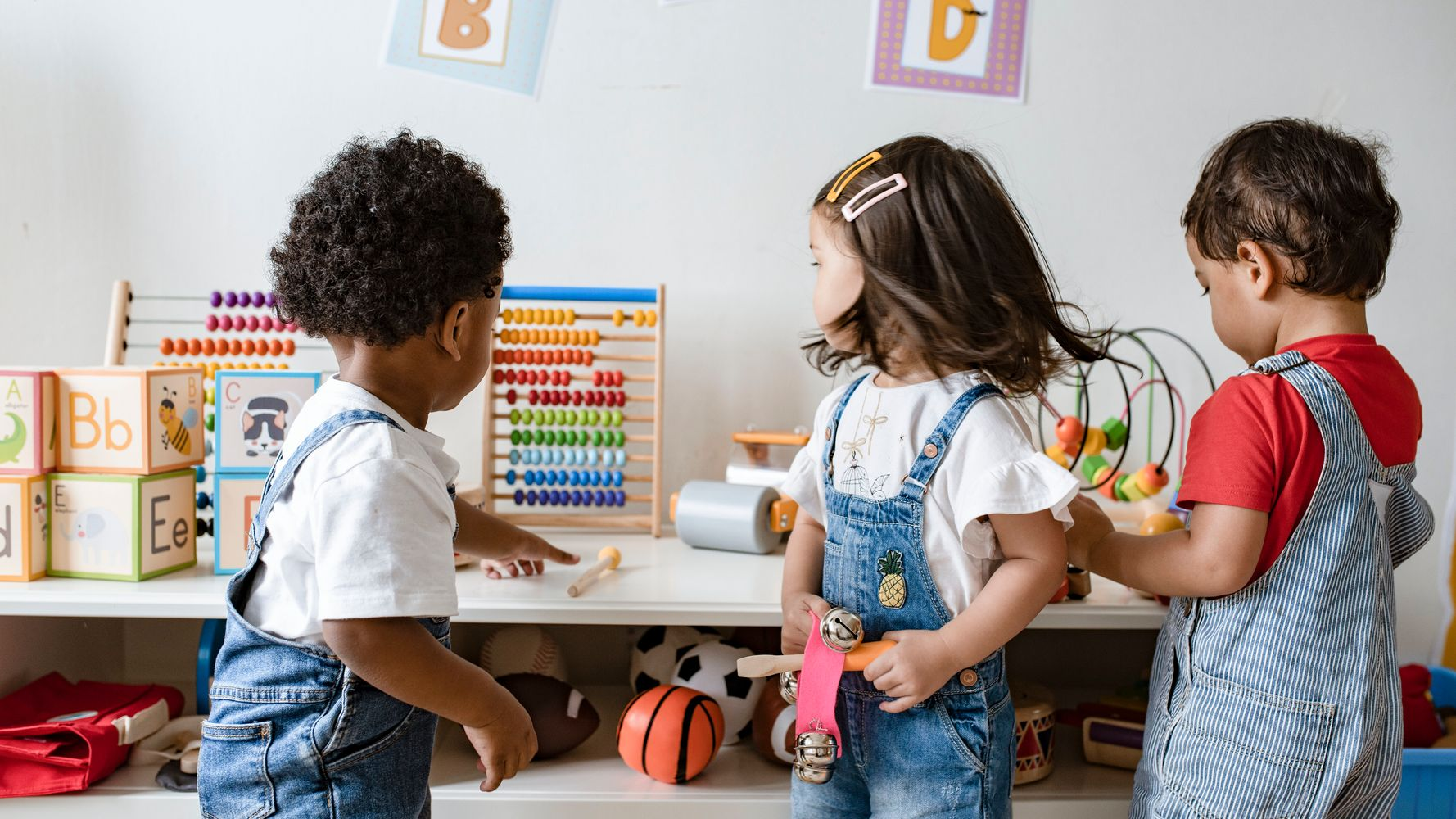 I Challenged My Daughter's Nursery On How It's Tackling Racism
