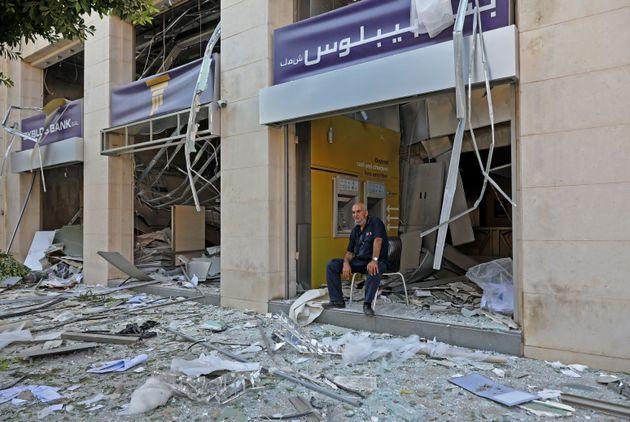 """La testimone a Beirut: """"Feriti nei parcheggi, niente elettricità. È come un bombardamento"""""""