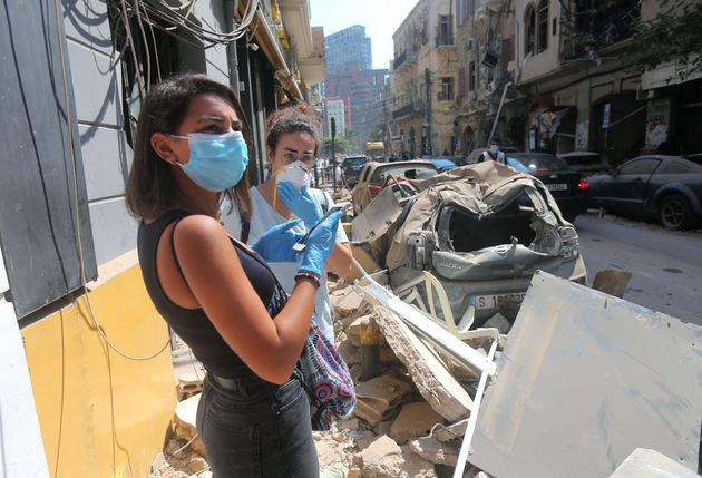 How You Can Help The People Of Beirut Right